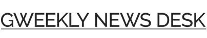Gweekly News Desk logo